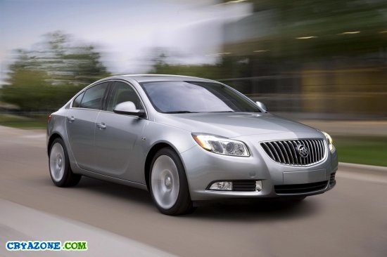 Автомобиль Buick Regal 2011