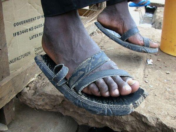 Смешная обувь своими руками 35