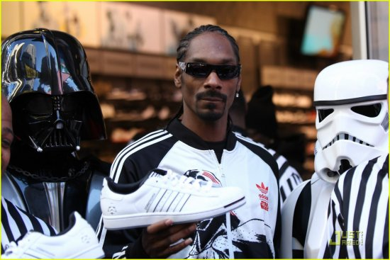 Биография и фотографии Снуп Догг (Snoop Dogg)