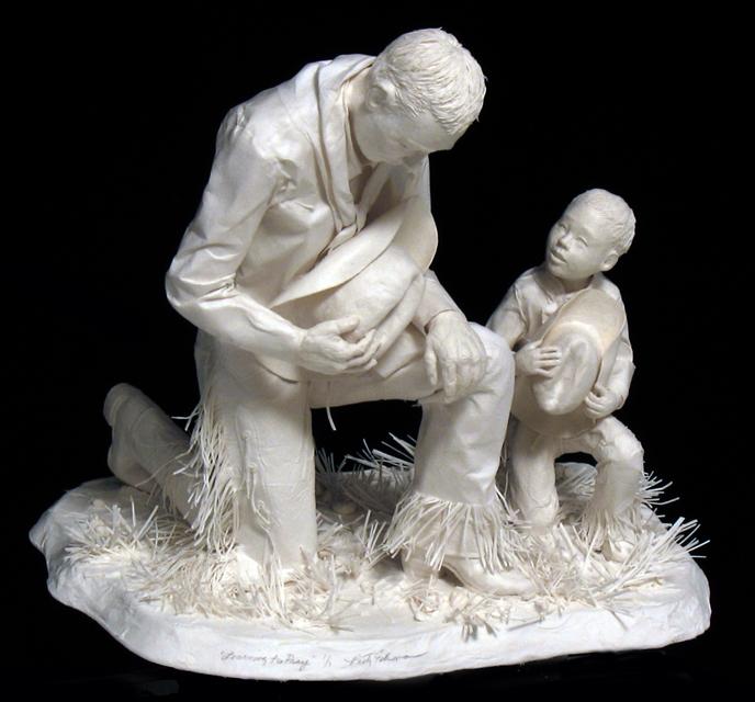 Скульптуры из бумаги своими руками для детей