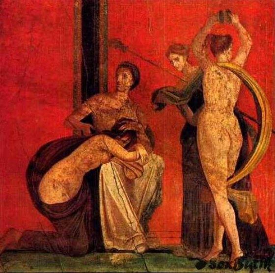 римляне день проститутки