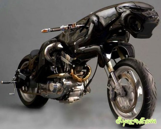 Мотоцикл Ягуар / Motorcycle the Jaguar