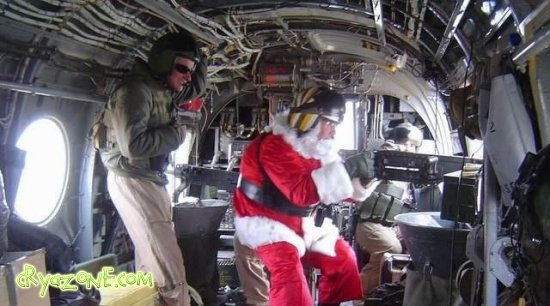 Транспорт Санта Клауса / Transport Santa Claus
