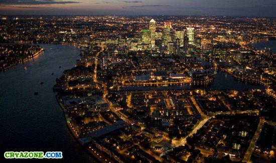Профессиональные фото ночного Лондона